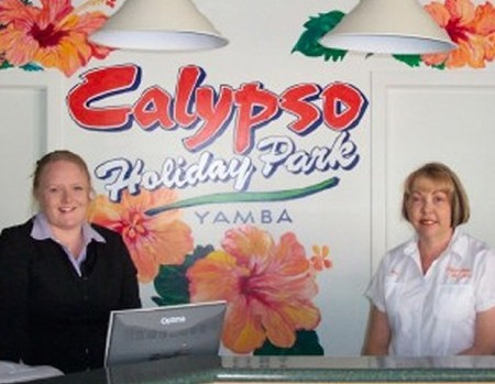 Calypso Holiday Park Logo and Images