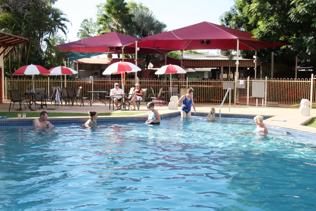 Kununurra Lakeside Resort Logo and Images