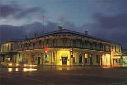 Mt Gambier Hotel Logo and Images