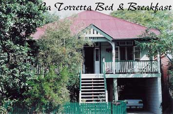 La Toretta Bed And Breakfast Logo and Images