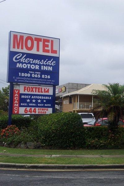 Chermside Motor Inn Logo and Images