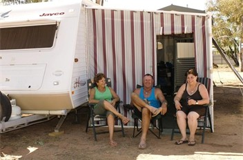 Port Augusta Big 4 Holiday Park Logo and Images