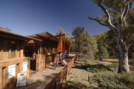 Wilpena Pound Resort Logo and Images
