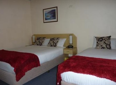Best Western Ashfield Philip Lodge Motel Logo and Images