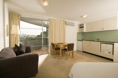 Napoleon On Kent Serviced Apartments Logo and Images