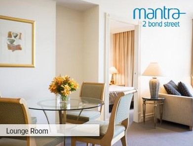 Mantra 2 Bond Street Logo and Images