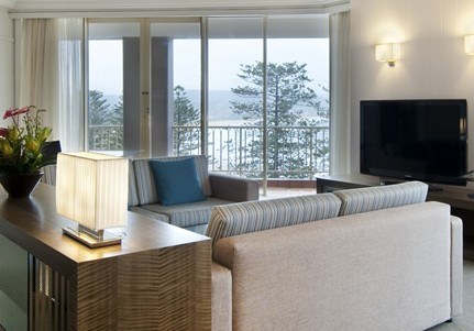 Crowne Plaza Terrigal Logo and Images