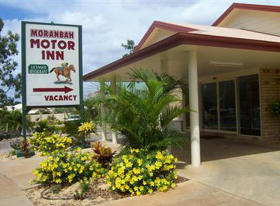 Moranbah Motor Inn, Bar And Restaurant Logo and Images