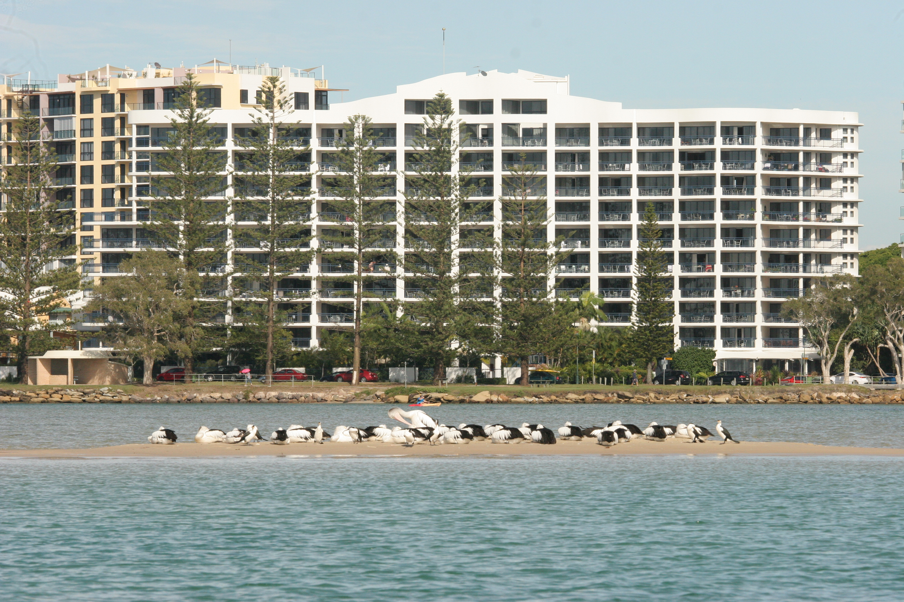 Ramada Resort Golden Beach Logo and Images
