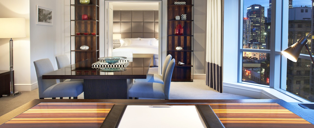 The Westin Melbourne Logo and Images