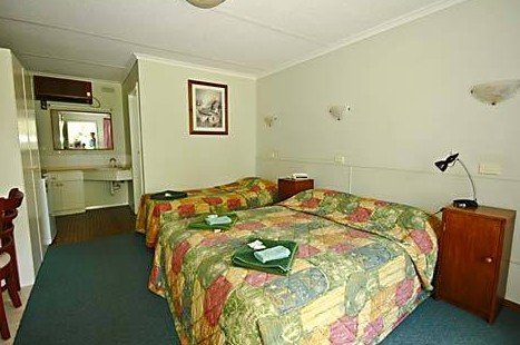 Motel Warrnambool Logo and Images