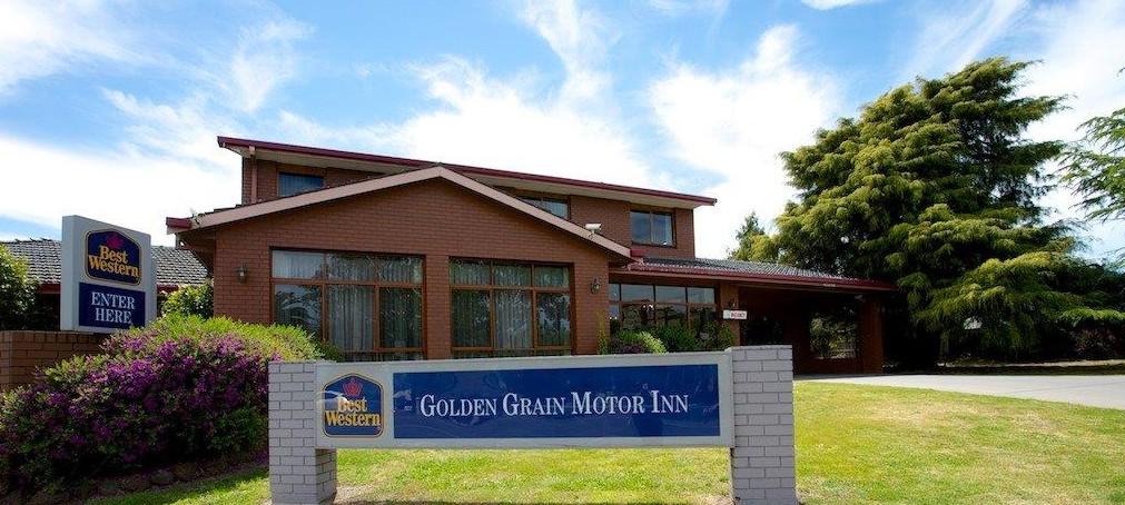Best Western Golden Grain Motor Inn Logo and Images
