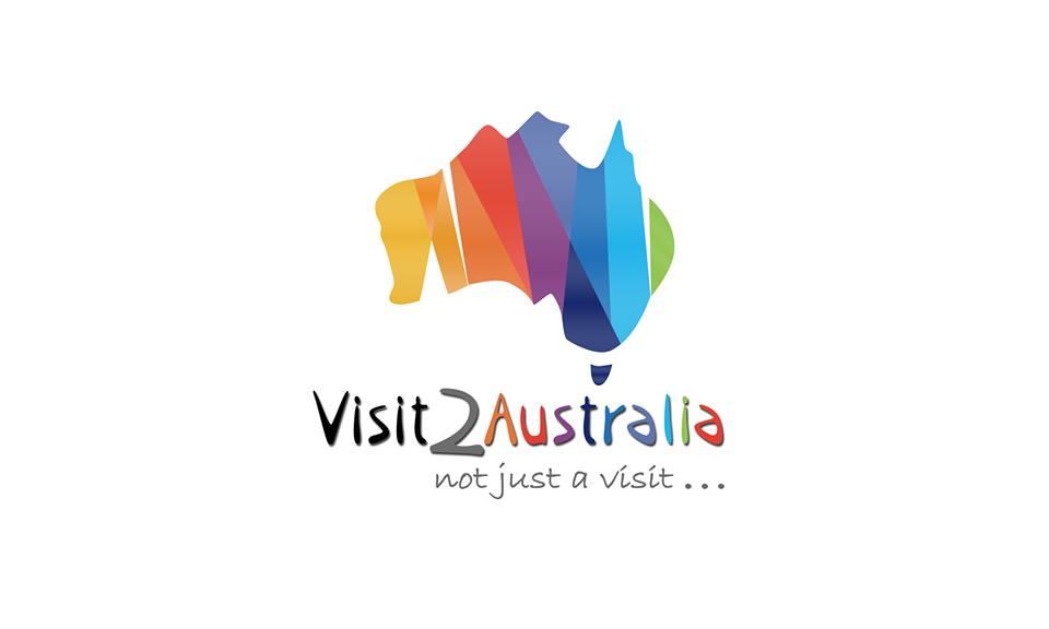 Visit 2 Australia Logo and Images