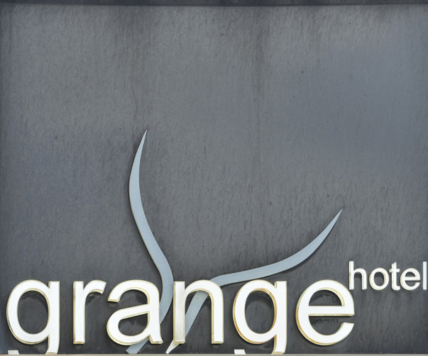 Grange Hotel Logo and Images