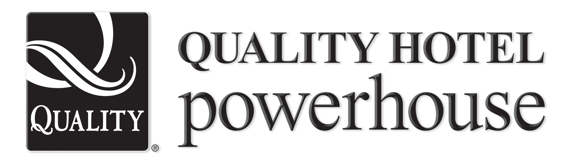 Quality Hotel Powerhouse Logo and Images