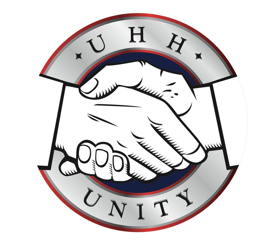 Unity Hall Hotel Logo and Images
