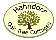 Hahndorf Oak Tree Cottages Logo and Images
