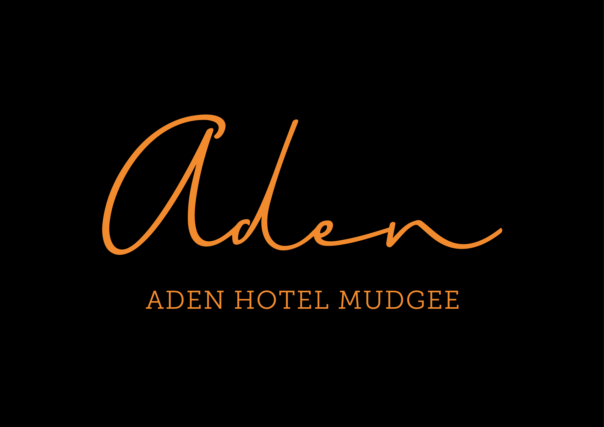 Comfort Inn Aden Hotel Mudgee Logo and Images