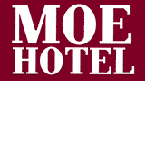Moe Hotel Logo and Images