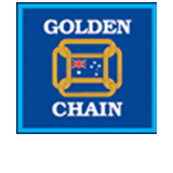 Golden Chain Nicholas Royal Motel Logo and Images