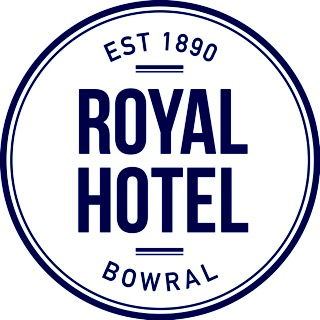 Royal Hotel Bowral Logo and Images