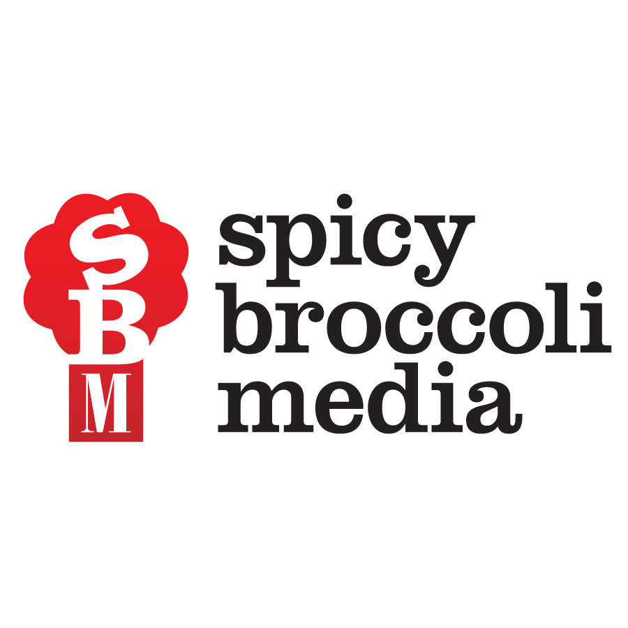 SpicyBroccoli Media Logo and Images