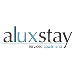 Aluxstay Preston Logo and Images