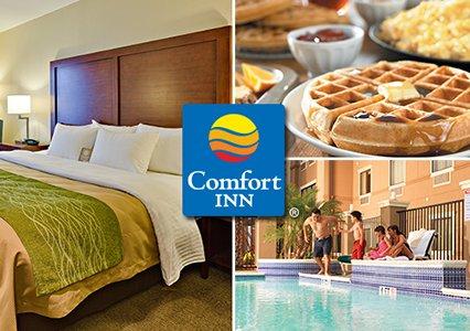 Comfort Inn Sovereign Gundagai Logo and Images