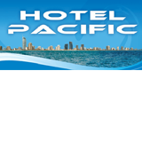 Hotel Pacific Logo and Images