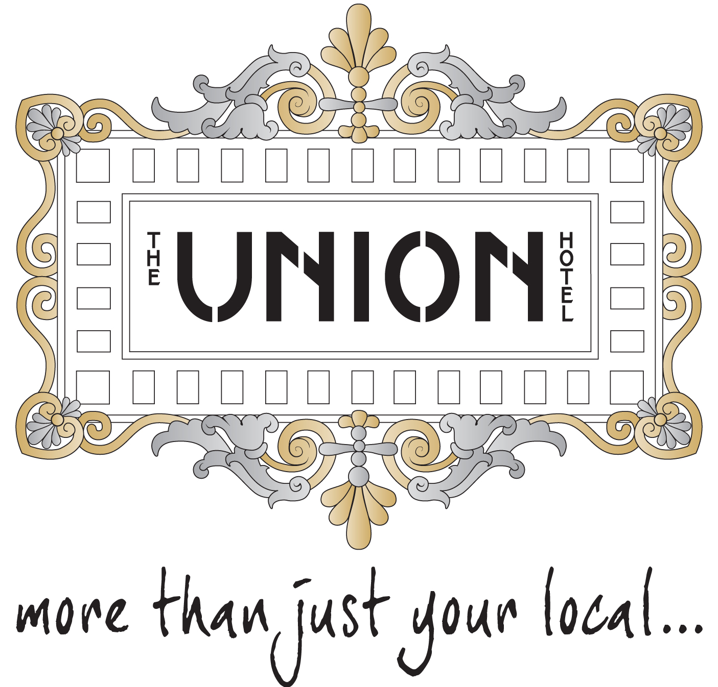 The Union Hotel Logo and Images