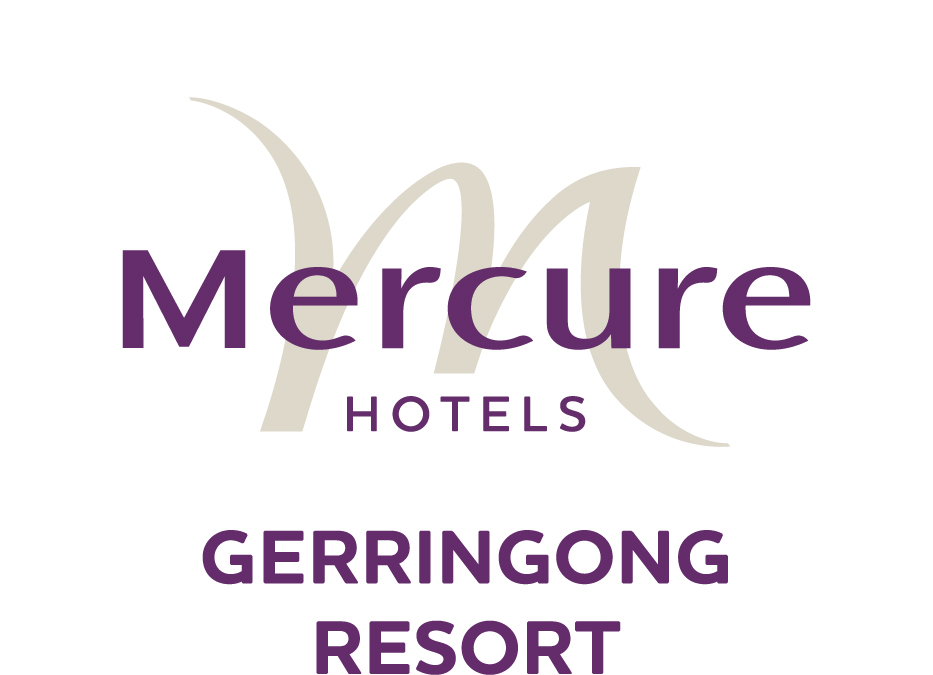 Mercure Gerringong Resort Logo and Images