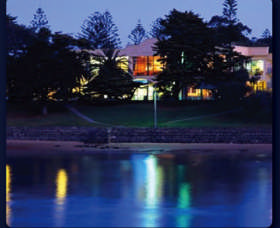 The Continental Hotel Phillip Island Logo and Images