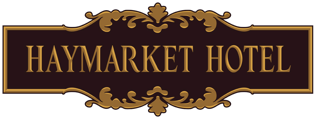 The Haymarket Hotel Logo and Images