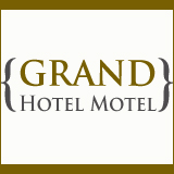 Grand Hotel Motel Logo and Images