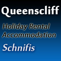 Queenscliff Holiday Home Logo and Images