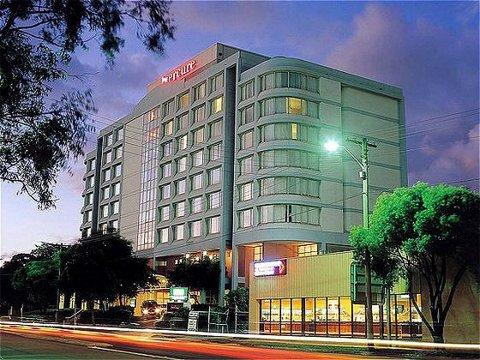Mercure Hotel Sydney Logo and Images