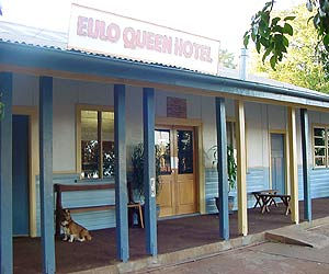 Eulo Queen Opal Centre Logo and Images
