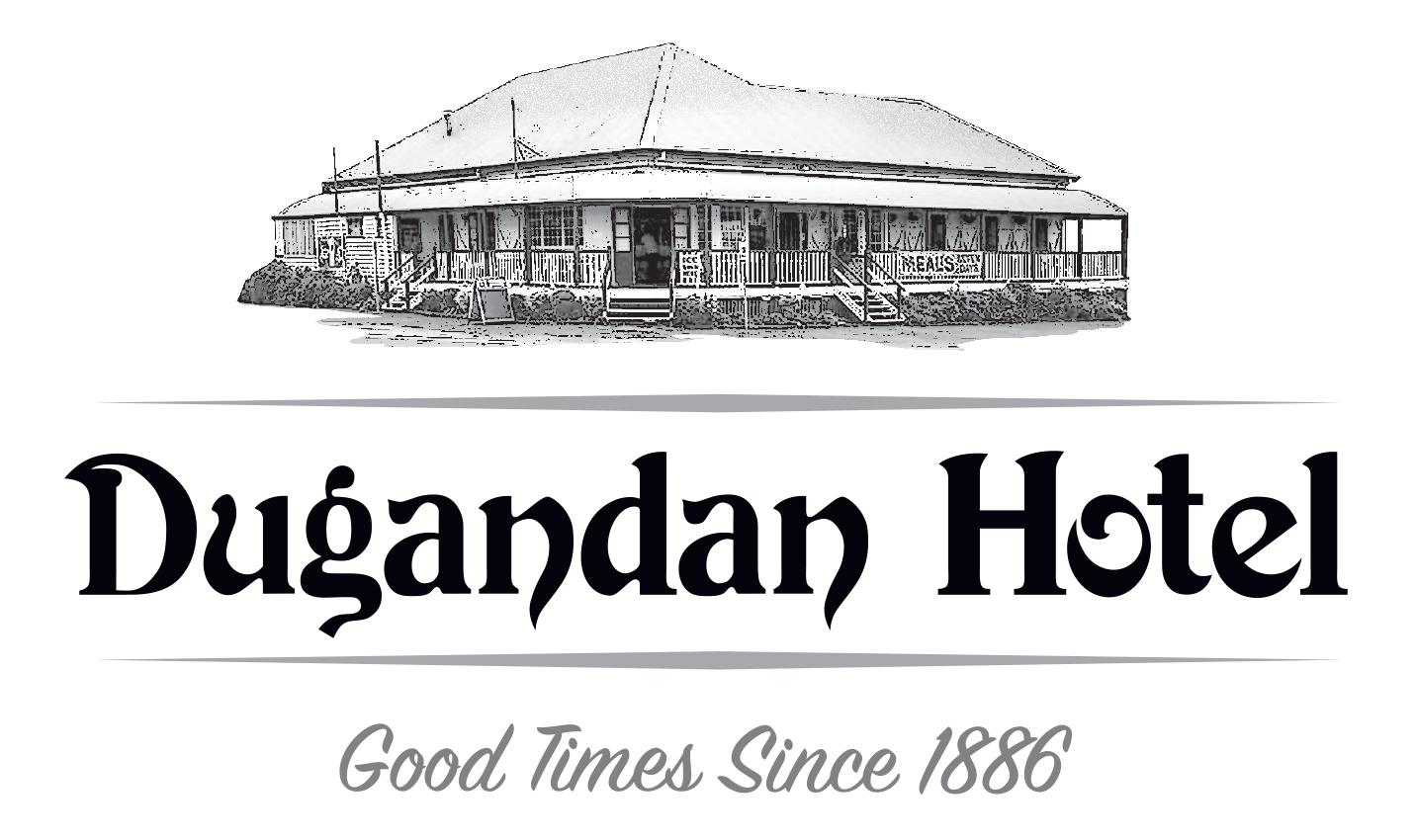 Dugandan Hotel Logo and Images