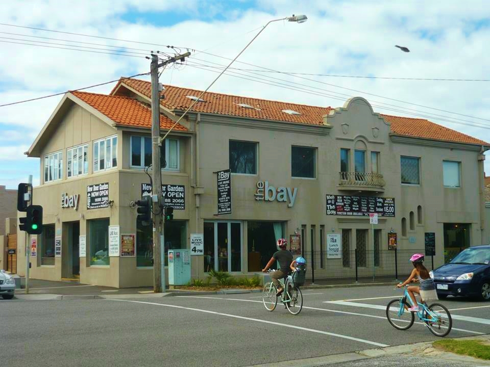 The Bay Hotel Mordialloc Logo and Images
