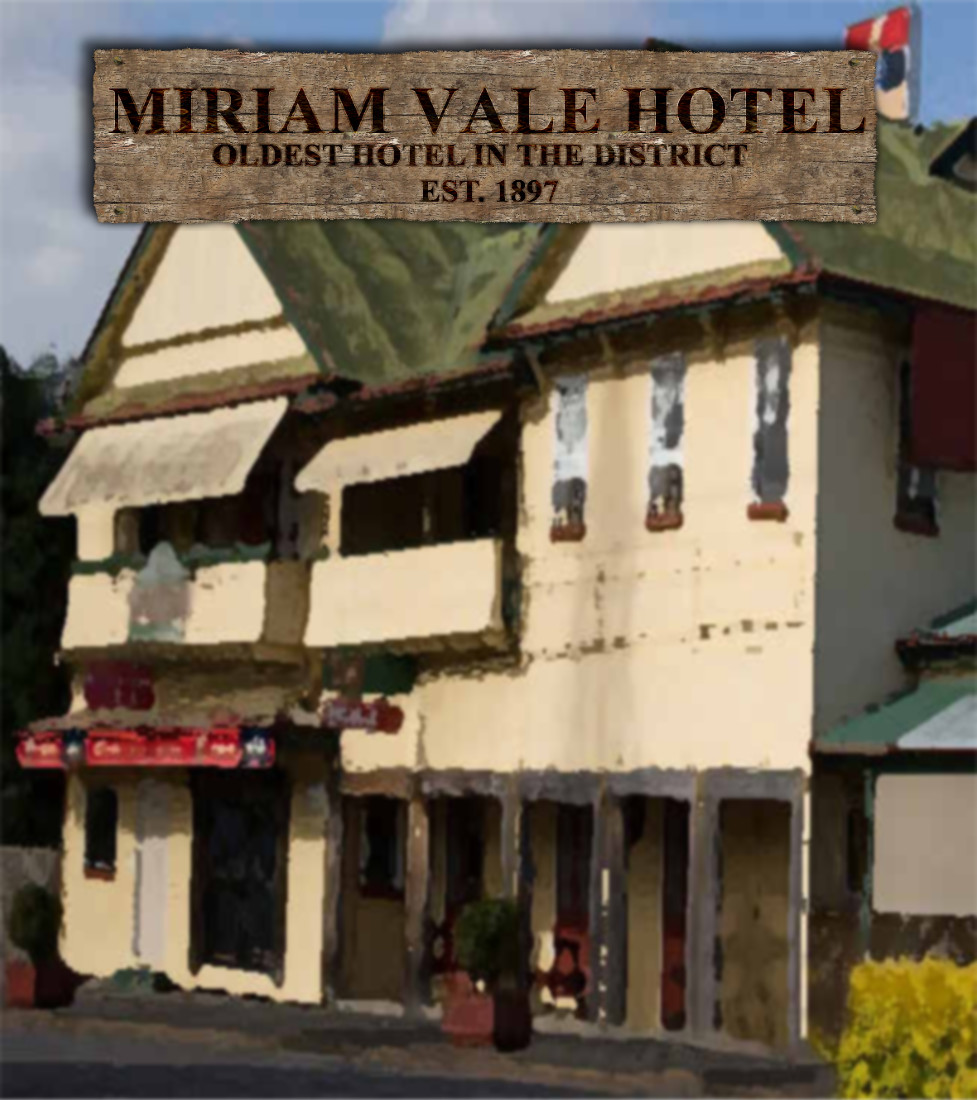 Miriam Vale Hotel Logo and Images