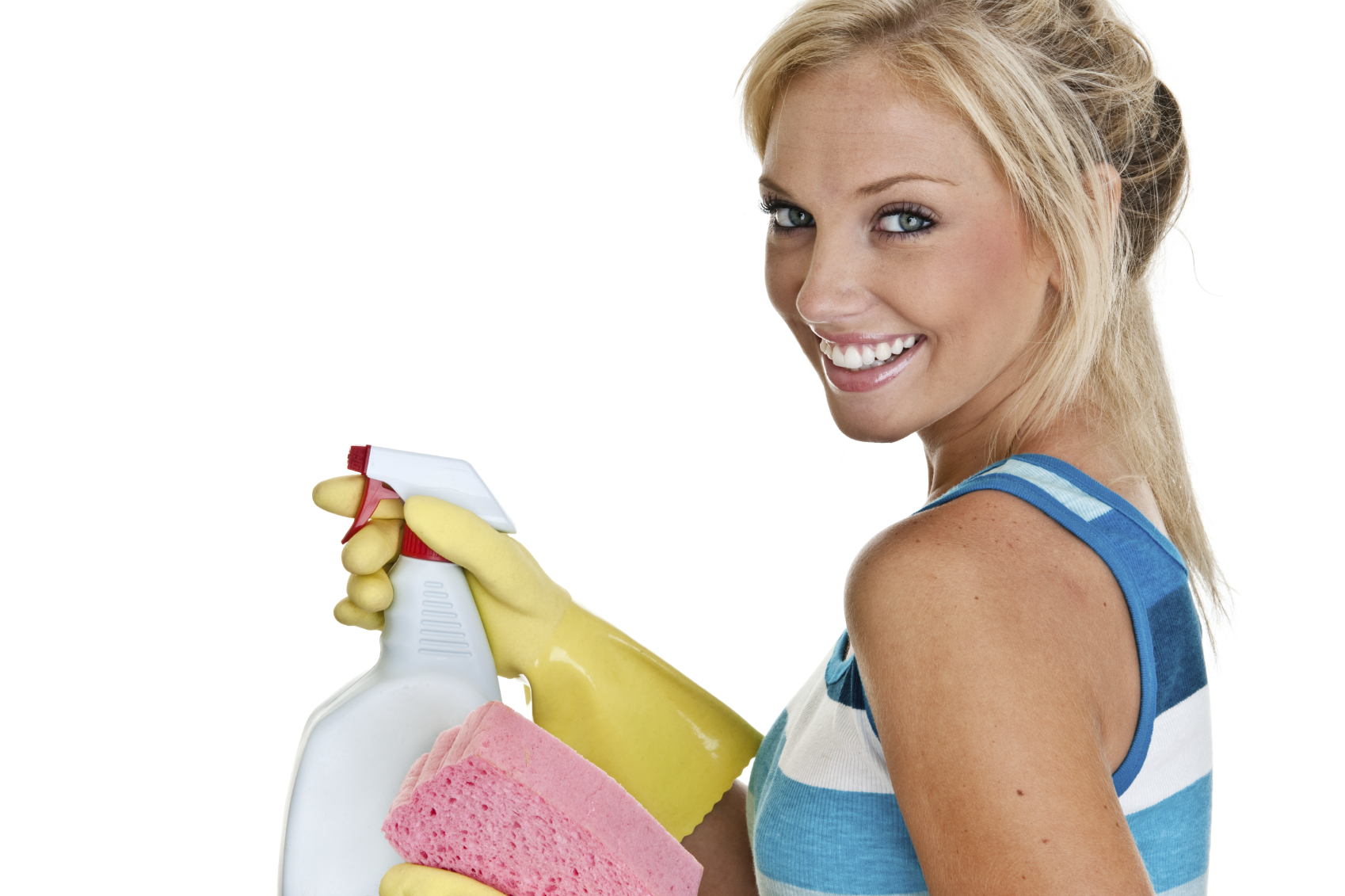 MC Cleaning Services Logo and Images