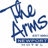 Newport Arms Hotel Logo and Images