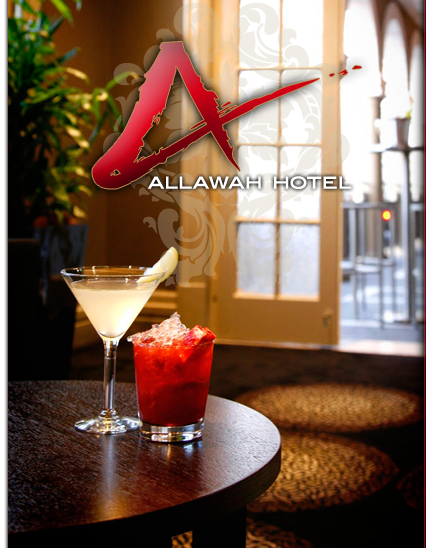 Allawah Hotel Logo and Images
