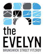 Evelyn Hotel Logo and Images