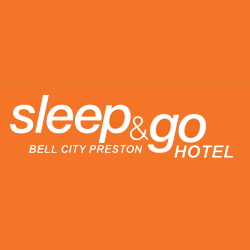 Sleep&Go Logo and Images