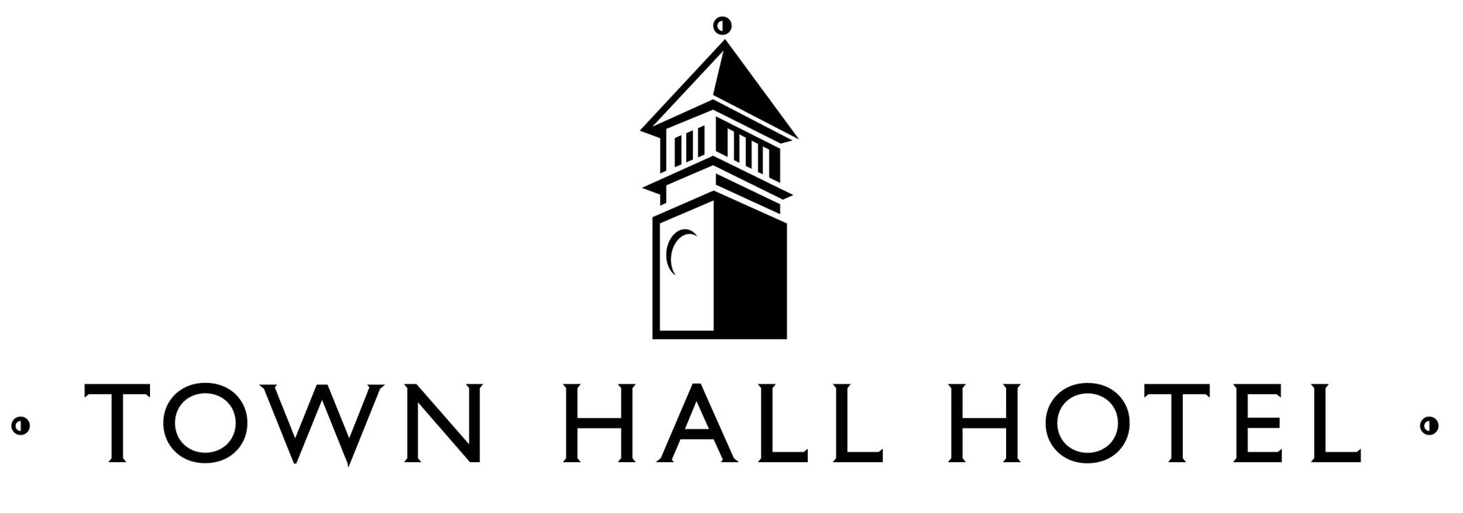 Town Hall Hotel Logo and Images