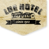 Lue Hotel Logo and Images