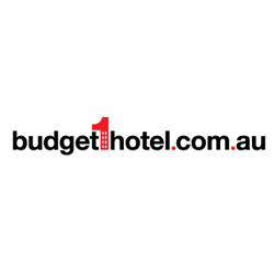 Budget 1 Hotel Logo and Images