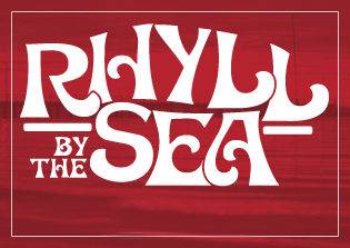 Rhyll by the Sea Logo and Images