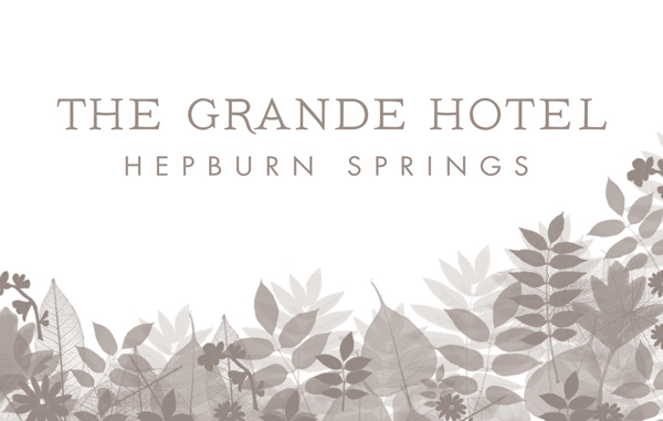 The Grande Hotel Logo and Images